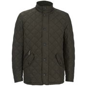 Barbour Men's Chelsea Sportsquilt Jacket - Olive