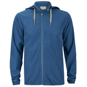YMC Men's Double Zip Jacket - Blue