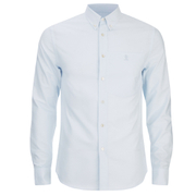 Opening Ceremony Men's Kole Oxford Pocket Shirt - Frost Blue