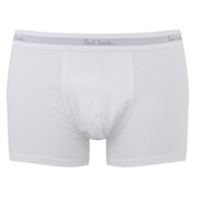 Paul Smith Accessories Men's Boxer Trunks - White
