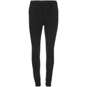ONLY Women's Queen Skinny Jeans - Black