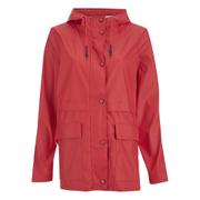ONLY Women's Train Short Raincoat - Samba
