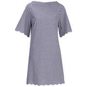 A.P.C. Women's Hortense Dress - Dark Navy