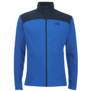 The North Face Men's Glacier Full Zip Jacket - Bomber Blue