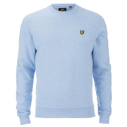 Lyle & Scott Vintage Men's Crew Neck Sweatshirt - Blue Marl