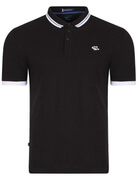 Le Shark Men's Stibbington Pique Polo Shirt - Black