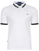 Le Shark Men's Stibbington Pique Polo Shirt - Optic White