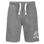Tokyo Laundry Men's Willowick Sweatshorts - Mid Grey Marl