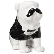Bark & Blossom Bulldog Money Box