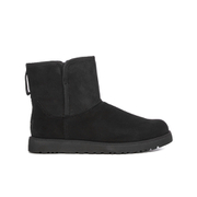 UGG Australia Women's Cory Slim Mini Sheepskin Boots - Black