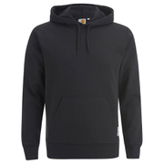 Carhartt Men's Hooded State Flag Sweatshirt with Back Print - Black