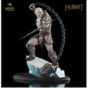 Weta Collectibles The Hobbit: The Battle of the Five Armies Azog Commander of Legions 17 Inch Statue