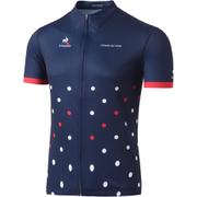 Le Coq Sportif Etape du Tour 2016 Replica Short Sleeve Jersey - Blue
