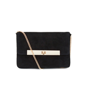 Dune Women's Bliss Clutch - Black