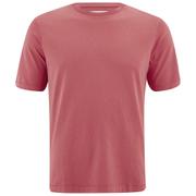 Folk Men's Plain Crew Neck T-Shirt - Sunset