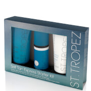 St. Tropez Express Starter Kit (Worth £23.50)