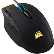 Corsair Gaming SABRE RGB Optical Multi-Colour RGB Backlit Performance 6400 DPI Optical Gaming Mouse