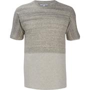 Helmut Lang Men's Gradient Heather Terry T-Shirt - Sand