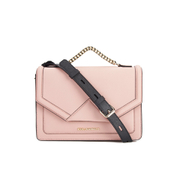 Karl Lagerfeld Women's K/Klassik Single Shoulder Bag - Misty Rose