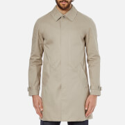 A.P.C. Men's Oxford Mac - Beige