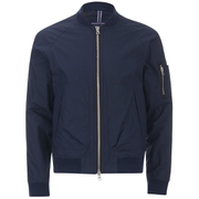 Tommy Hilfiger Men's Colton Bomber Jacket - Navy