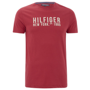 Tommy Hilfiger Men's Lars T-Shirt - Chilli Pepper