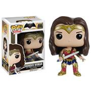 DC Comics Batman v Superman Dawn of Justice Wonder Woman Pop! Vinyl Figure