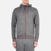 BOSS Green Men's Saggy Hoody - Mid Grey