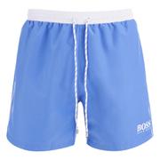 BOSS Hugo Boss Men's Starfish Swim Shorts - Blue