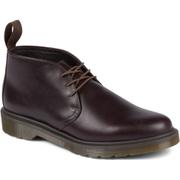 Dr. Martens Men's Ray Chukka Boots - Dark Brown Analine