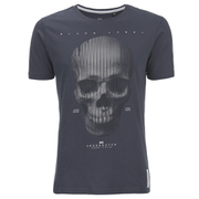 Crosshatch Men's Cerebrum T-Shirt - Periscope
