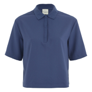 Selected Femme Women's Lancia Top - Patriot Blue