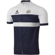 Le Coq Sportif Men's Tour de France 2016 Dedicated Official Jersey - Blue