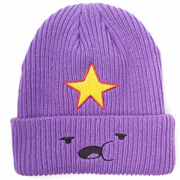 Adventure Time Lumpy Space Princess Face Beanie