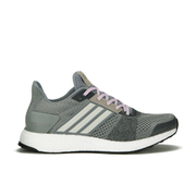 adidas Women's Ultra Boost ST Running Shoes - Grey