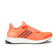 adidas Women's Ultra Boost ST Running Shoes - Orange