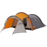 Coleman Cortes Tent (4 Person) - Grey/Orange