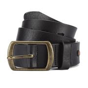Scotch & Soda Men's Leather Belt - Black