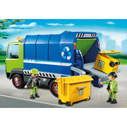 Playmobil City Action Recycling Truck (6110)