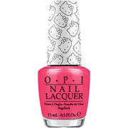 OPI Hello Kitty Collection Nail Varnish - Spoken from the Heart (15ml)
