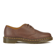 Dr. Martens Men's Core 1461 Carpathian Leather 3-Eye Derby Shoes - Tan