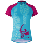 Primal Lush Women's Short Sleeve Jersey - Blue