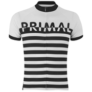 Primal Folsom Short Sleeve Jersey - White