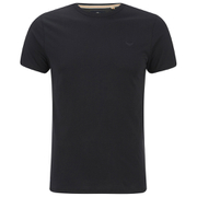 Threadbare Men's William Crew Neck T-Shirt - Black