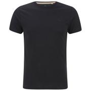 Threadbare Men's William Crew Neck T-Shirt - Black