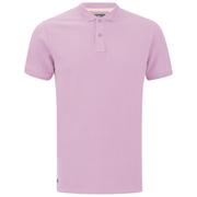 Threadbare Men's Fred Polo Shirt - Pink