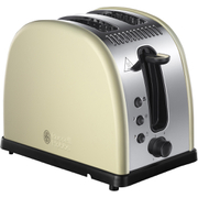 Russell Hobbs 21292 Legacy Toaster - Cream