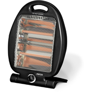 Pifco P42006 Quartz Heater - Black - 400W/800W