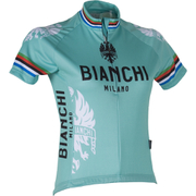 Bianchi Women's Eddi1 Short Sleeve Jersey - Green