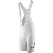 Bianchi Men's Legend Bib Shorts - White
